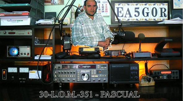 30-L.O.M.-351 - PASCUAL - ALICANTE