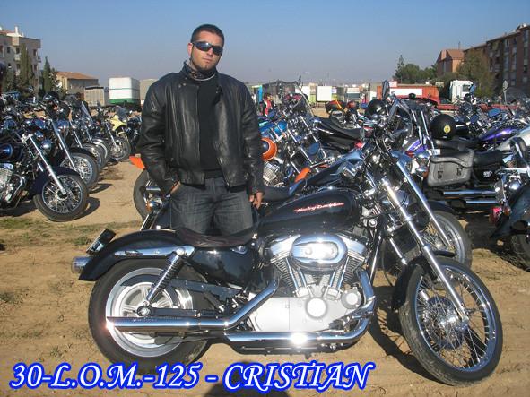 30-L.O.M.-125 - CRISTIAN - MURCIA