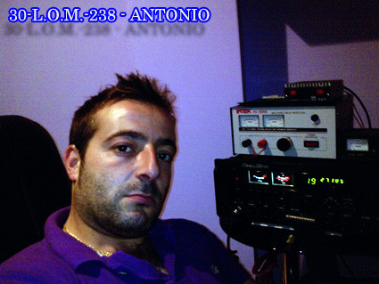 30-L.O.M.-238 - ANTONIO - JAEN