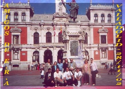 Encuentro ARA en Valladolid, entre ellos L.O.M.