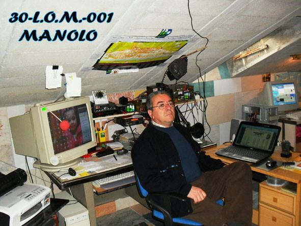 30-L.O.M.-001 - MANOLO - ASTURIAS - (PRESIDENTE)