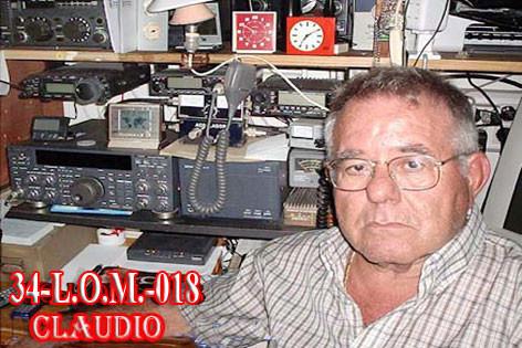 34-L.O.M.-018 - CLAUDIO - LAS PALMAS DE G.C.