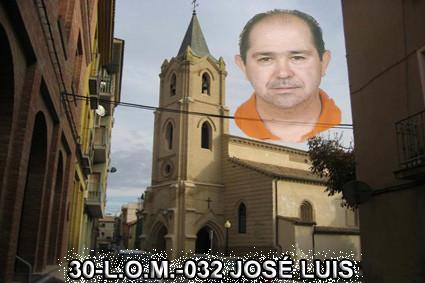 30-L.O.M.-032 - JOSE LUIS - ZARAGOZA
