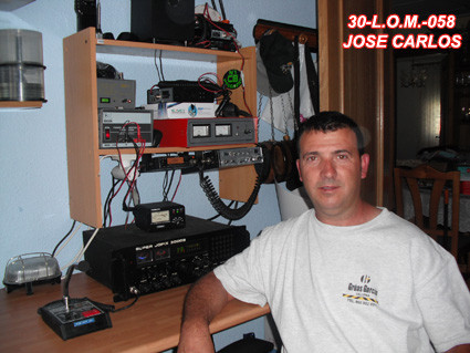 30-L.O.M.-058 - JOSE CARLOS - ALICANTE