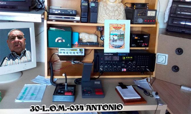 30-L.O.M.-034 ANTONIO - ALICANTE