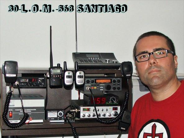 30-L.O.M.-568 SANTIAGO - CASTELLON