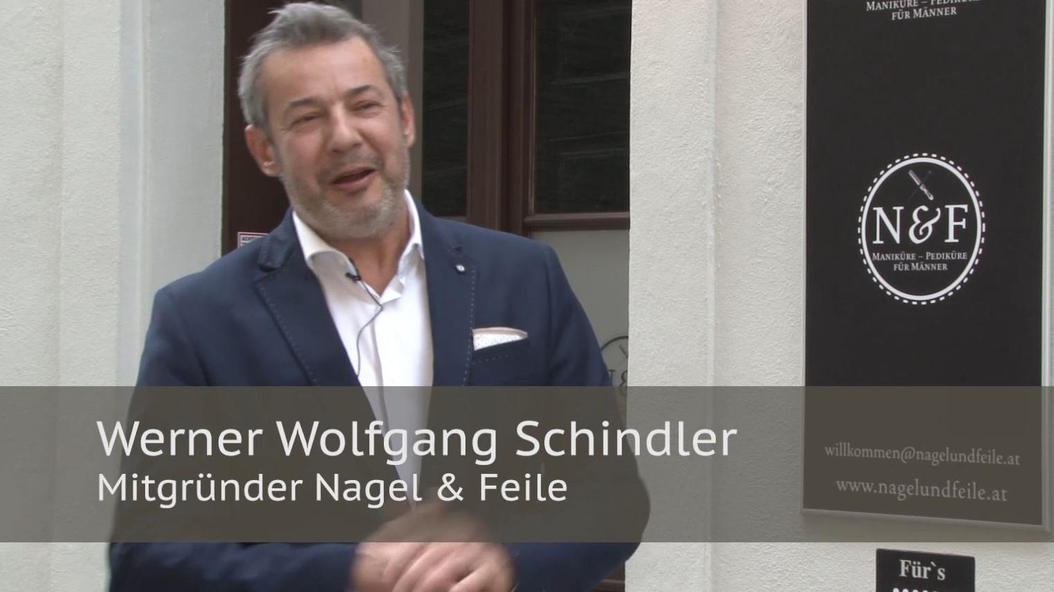 Nagel & Feile: Cooler Ort für gepflegte Männer in Wien. Website, Film und PR von MEDIACLUB