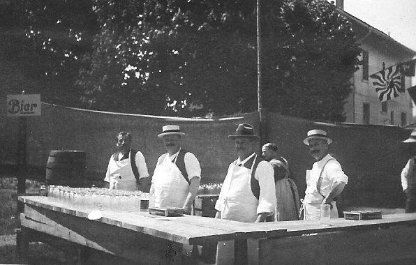 Kunstturnertag 1922 / Festwirtschaft