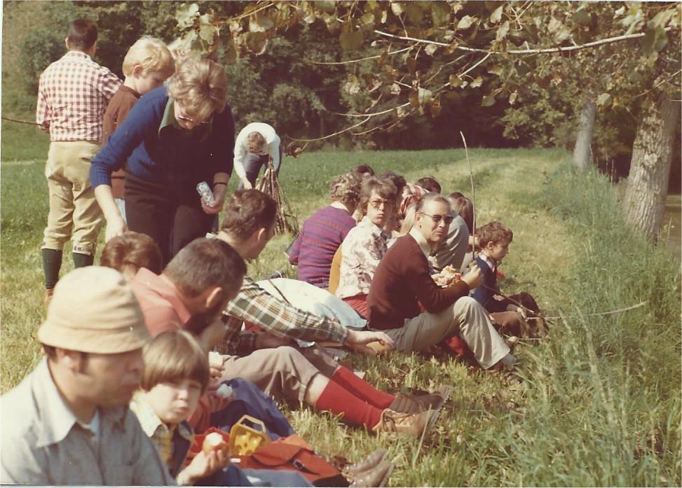 Familienausflug mit Kind und Kegel
