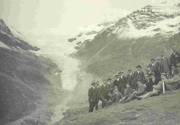 Palügletscher - 3-tägige Turnfahrt