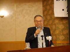武山本部長の挨拶