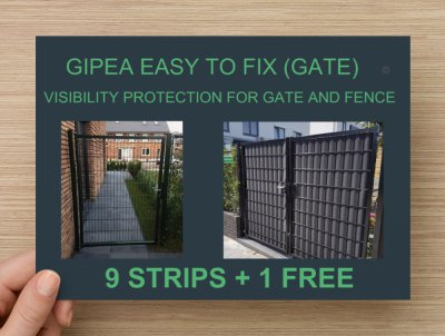 GIPEA EXTE VISIBILITY PROTECTION FOR GATE