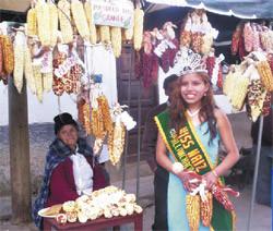 MISS MAIZ 2006 - III FESTIVAL TURISTICO, ARQUEOLOGICO Y DEL MAÏZ