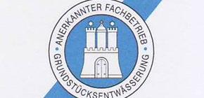 Anerkannter Fachbetrieb - Grundstücksentwässerung