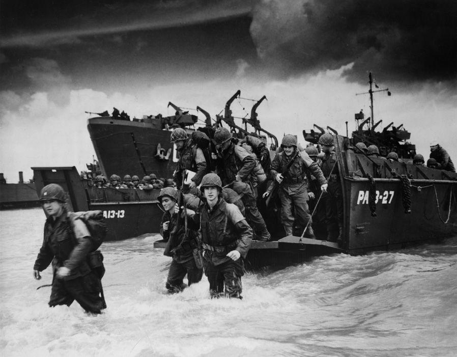 Débarquement en Normandie WWII