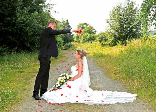 Hochzeitsbilder Ines Schröder Oelgershausen