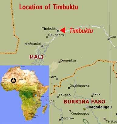 Z paper Timbuktu TWO Africa Website of zinser