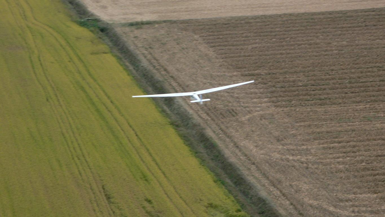Landing at Spessa
