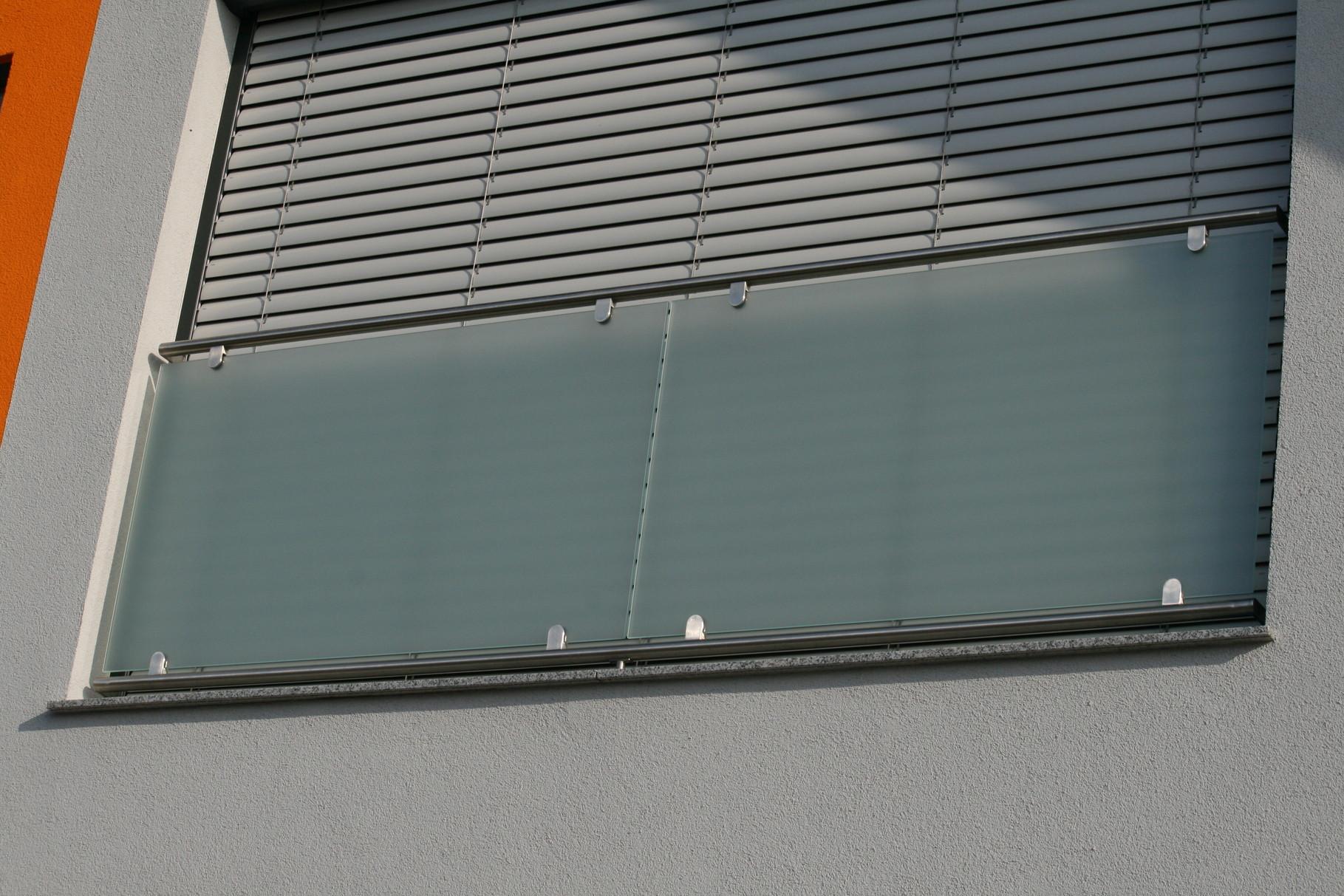 Französischer Balkon - dammerer-metall handwerk&design