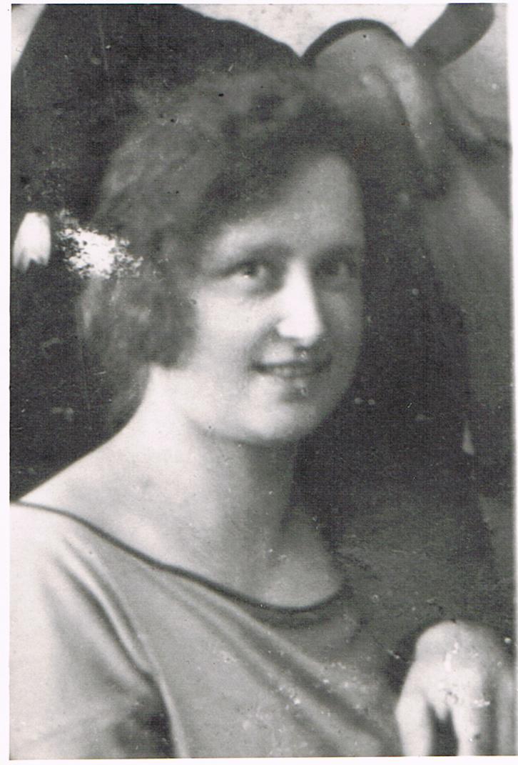 Lisbeth Rohre (geb. Bäcker) - Gründerin 1938