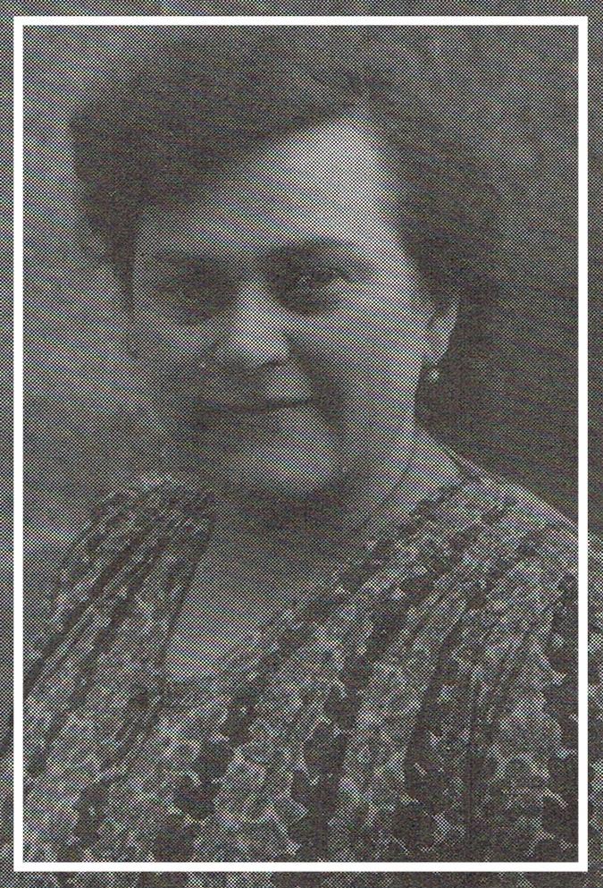 Liesel Hardt (geb. Fasel) - 1953