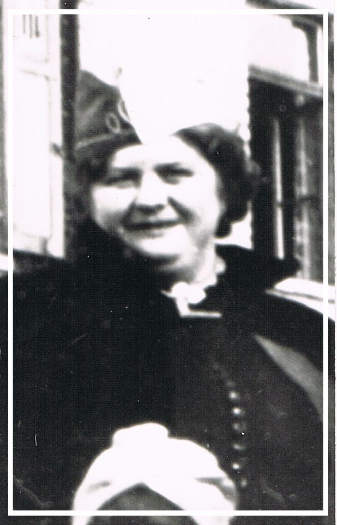 Lena Michels (geb. Rohre) - Gründerin 1938
