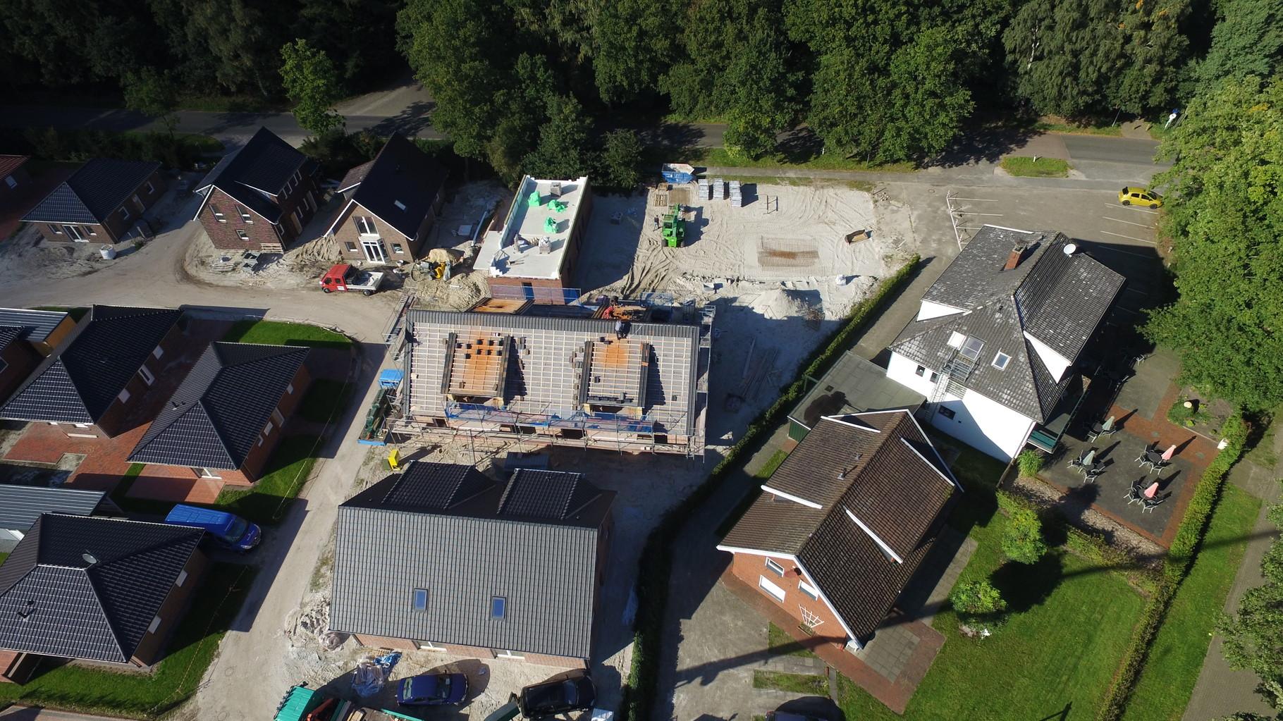 Neubau Ferienwohnungen an der Thülsfelder Talsperre