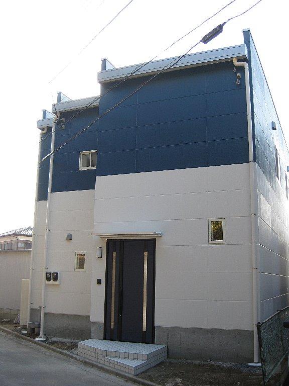 事務所(S造2階建て)
