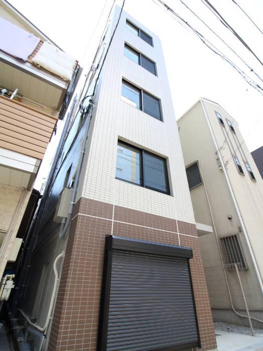 賃貸マンション(壁式RC造5階建て)