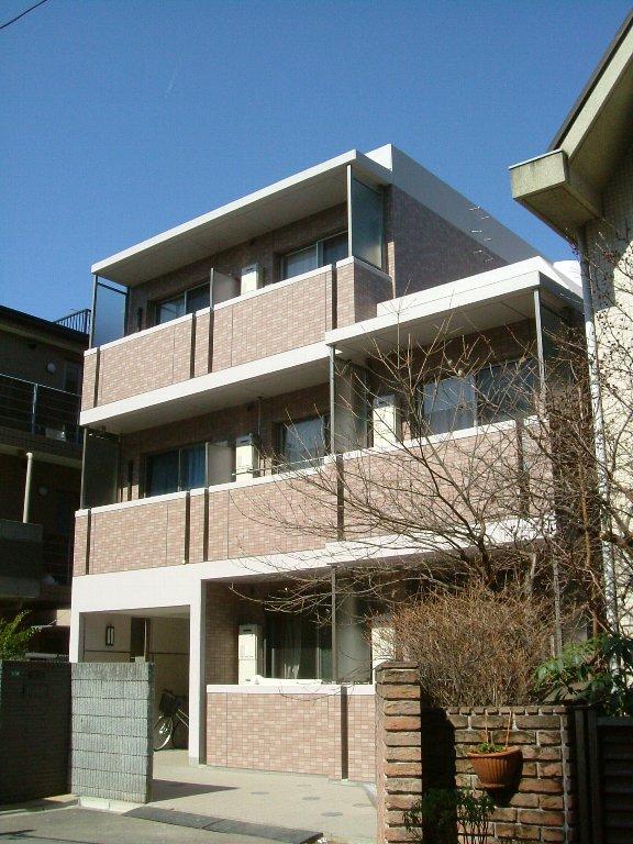 賃貸ワンルームマンション(壁式RC造3階建て)