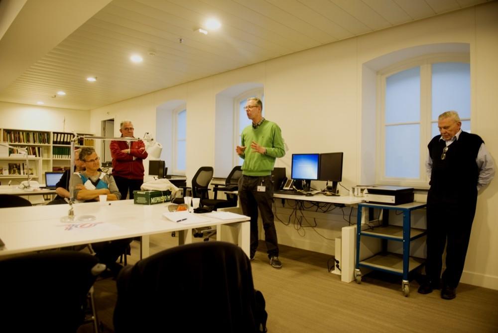 Archivaris Paul van Meegeren geeft uitleg
