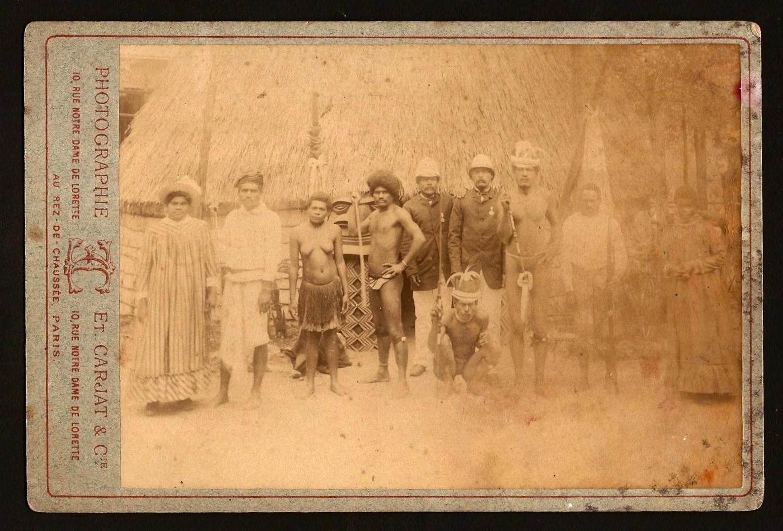 Photographies anciennes (Pacifique)