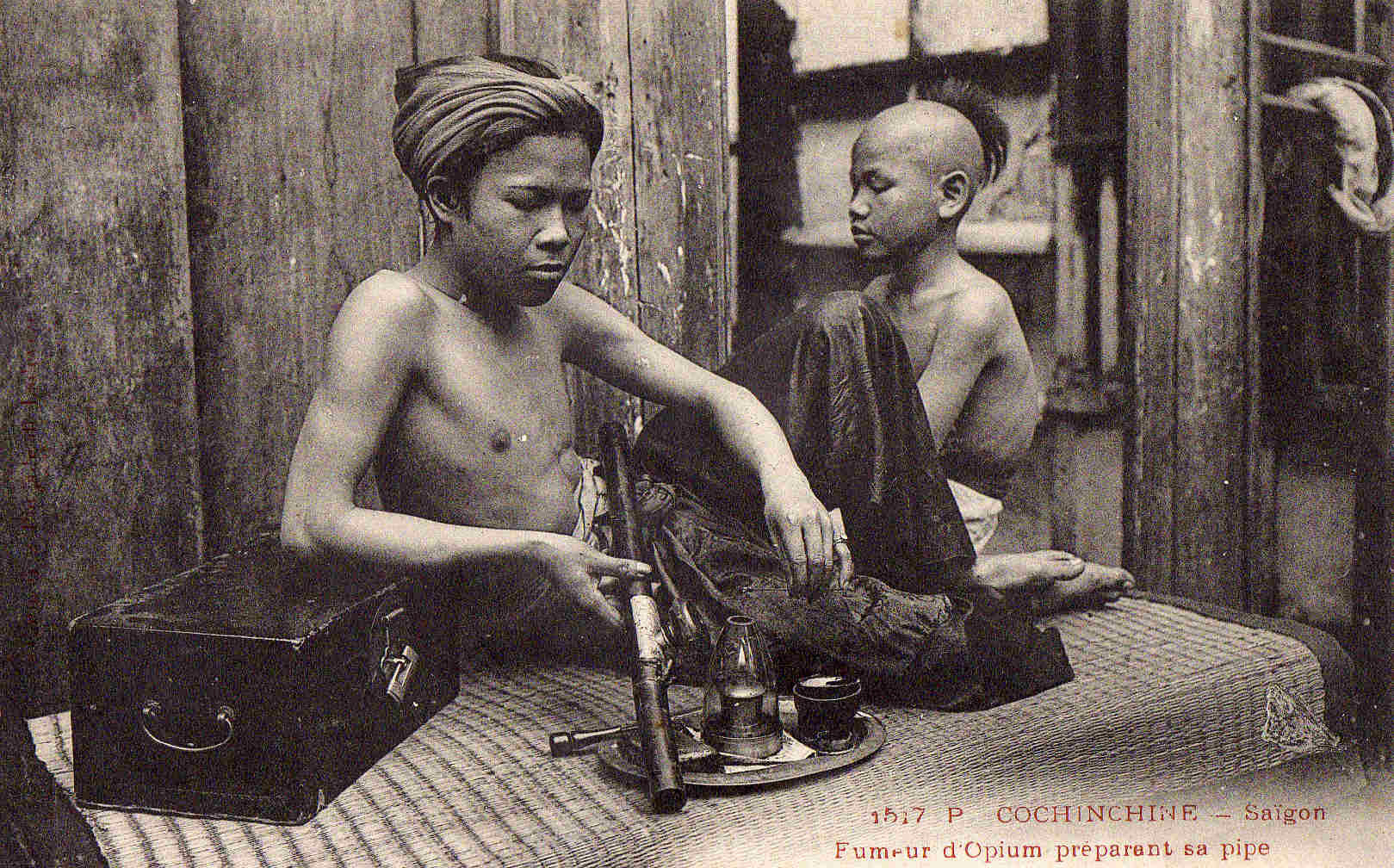 Vietnamese postcard (–> Books and documents)
