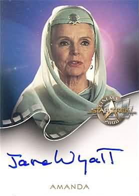Jane Wyatt (dans Star Trek)