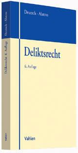 Deliktsrecht, 6. Auflage 2014