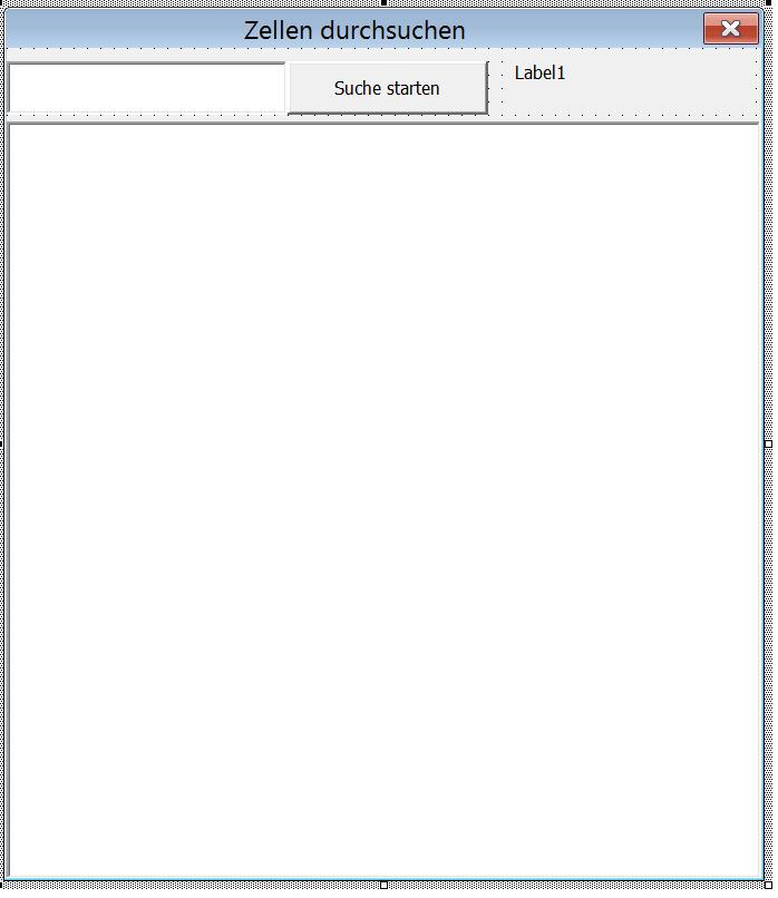 Eine Tabelle durchsuchen (Find-Methode) und die Treffer in einer ...