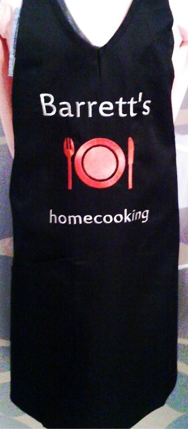 Homecooking  schwarz   29,- €