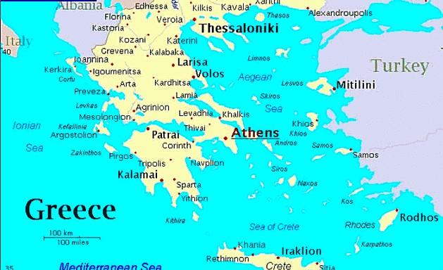 Zeiljachten te huur in Griekenland voor zeilvakanties in de Ionische Zee, Saronische Golf, Cycladen, Dodekanissos en Sporaden