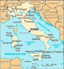 Zeiljachten te huur in Italie voor een zeilvakantie, Toscaanse kust, Sicilie en Sardinie