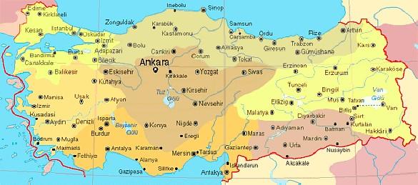 Zeiljachten te huur in Turkije voor een zeilvakantie vanuit Fethiye, Gocek, Marmaris en Bodrum
