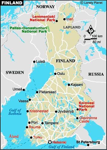 zeiljachten te huur in Finland voor zeilvakanties vanuit Dalsbruck, Mariehamn en Taalintehdas