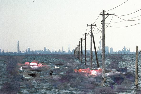 木更津の潮干狩り海岸