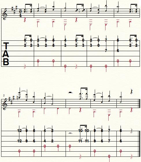 HappyBirthdayToYouアレンジ:単音ベースにメロディハモリ