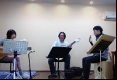 森充ギター教室ゆるジャズの会♬
