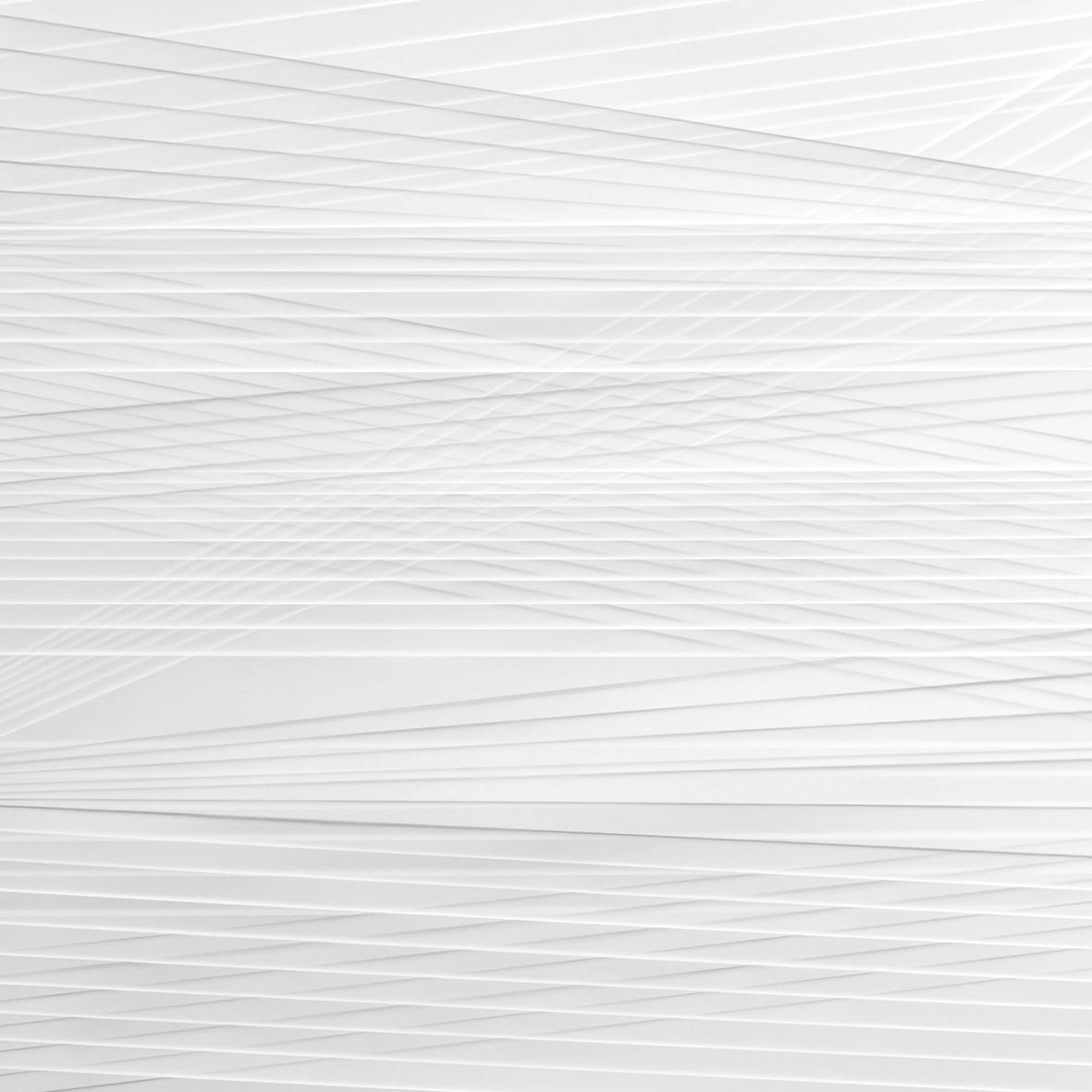 lines P17, 2016, Papier gefalzt, 59,5 x 77,0 cm