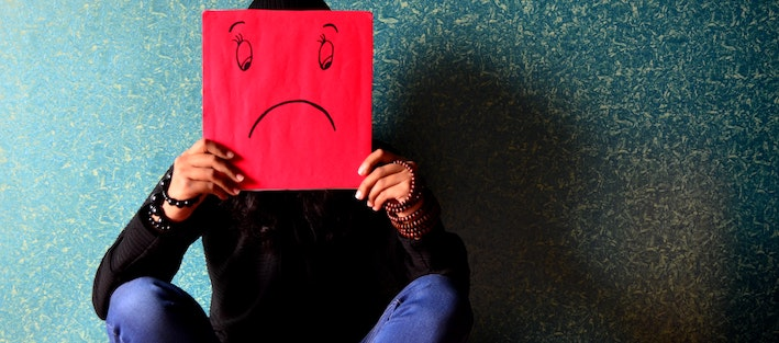 Viele haben im Berufskontext Angst vor einer Stigmatisierung und sprechen deshalb nicht über ihre mentale Leiden