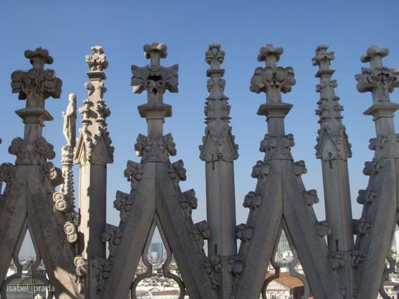 Tejados Duomo