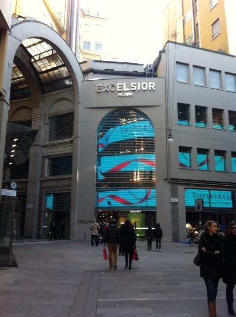 Fachada Excelsior