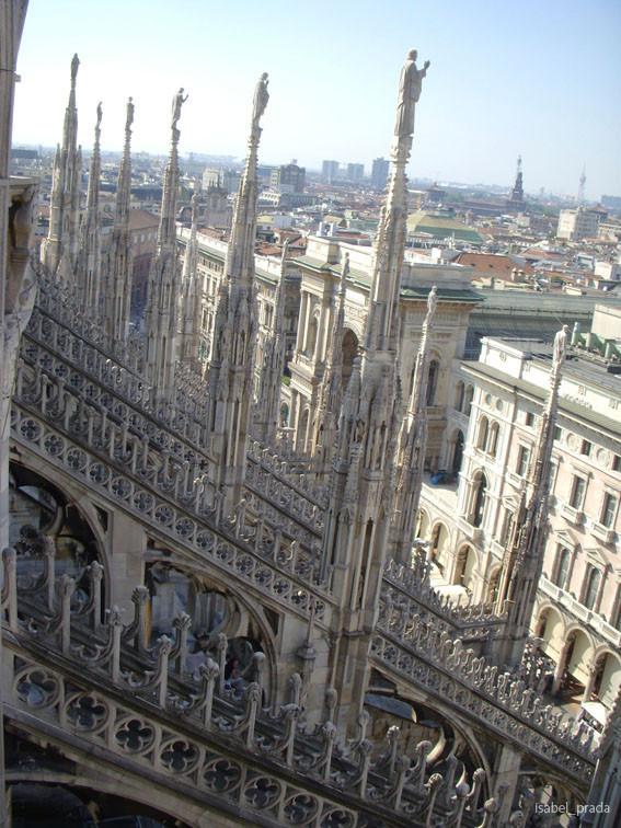 Paisaje tejados Duomo