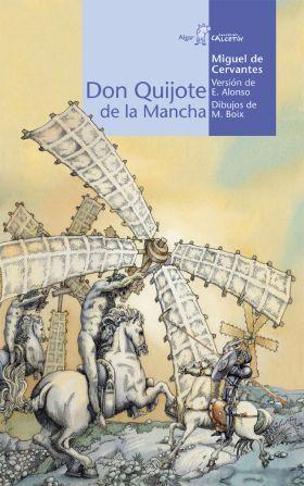 MIGUEL DE CERVANTES. Don Quijote dela Mancha (colección Calcetín)